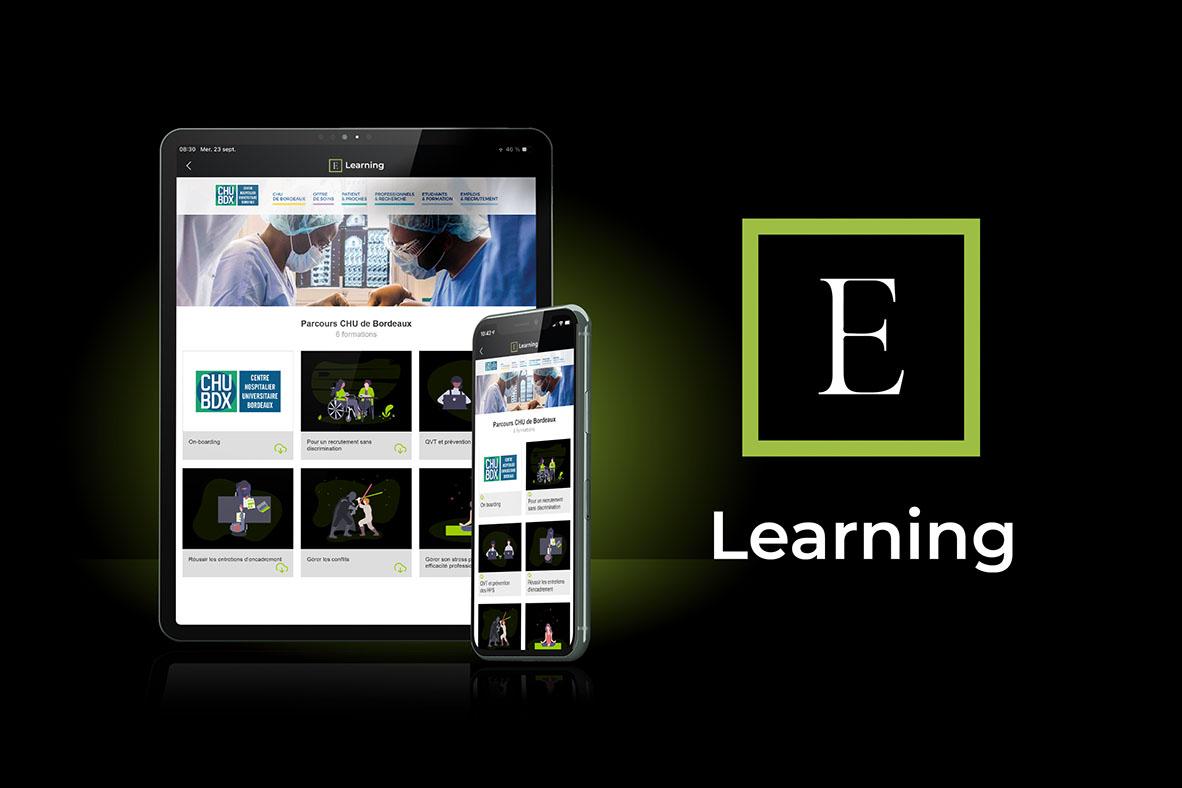 Découvrez notre application E-Learning