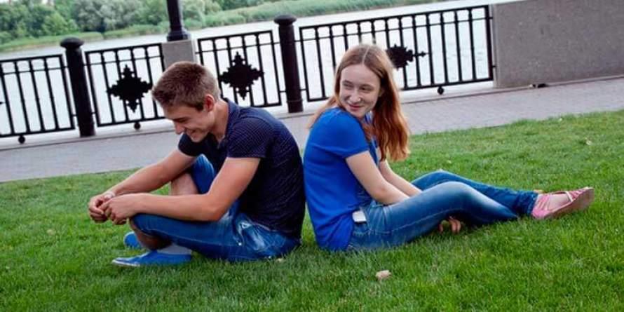 история,любовь,дружба,подростки,трава