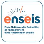 Logo Références Clients - ENSEIS - École Nationale des Solidarités, de l'Encadrement et de l'Intervention Sociale - Cabinet Social, Stéphanie LADEL