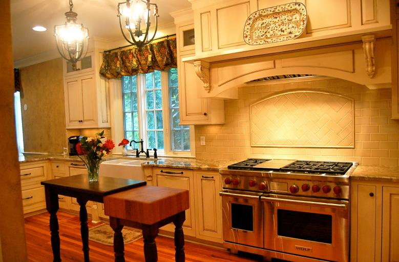 Winston Salems Premier Custom Cabinets and Kitchen