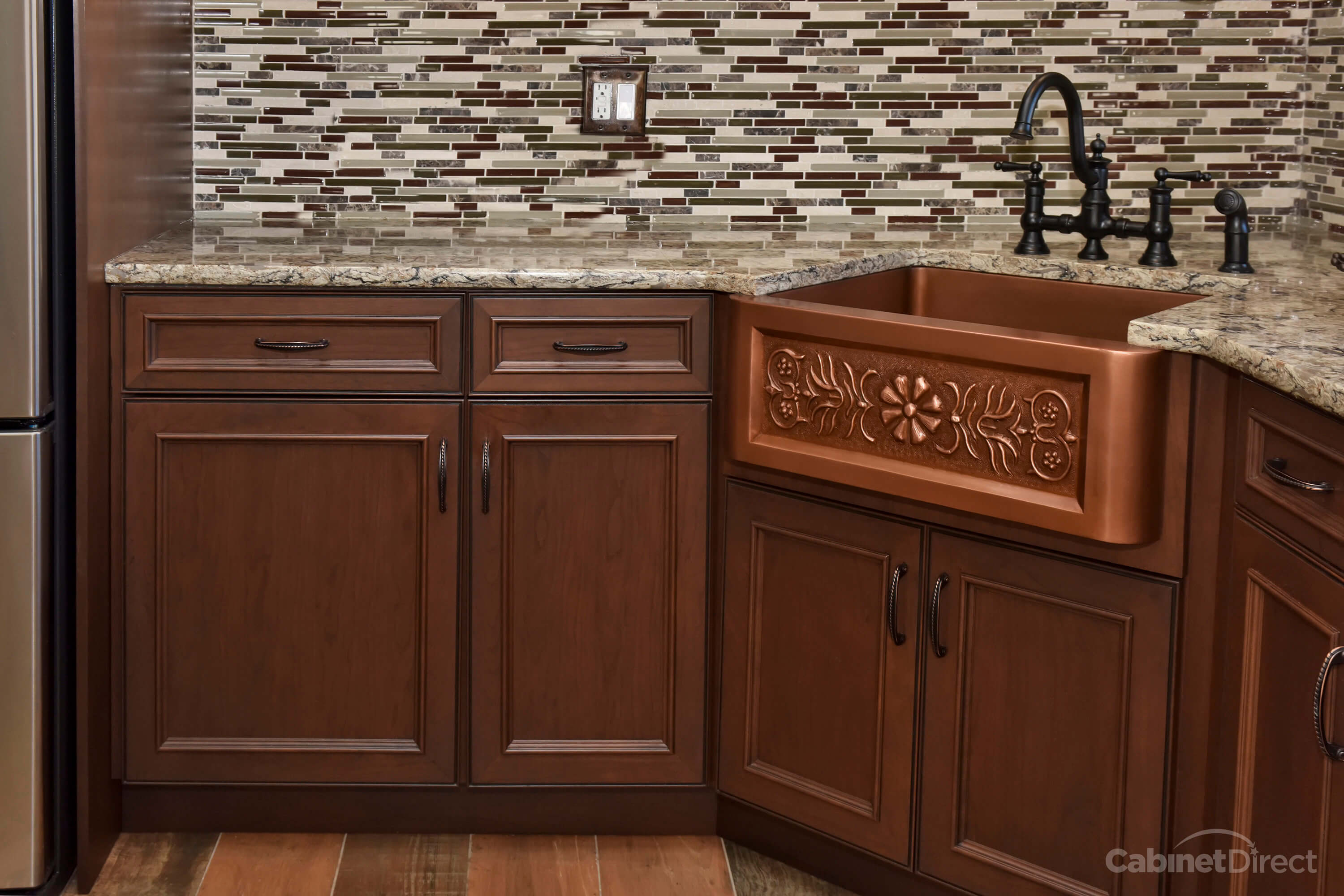 UltraCraft Frisco Kitchen  Cabinet Direct