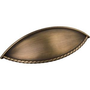 Antique Brushed Satin Brass