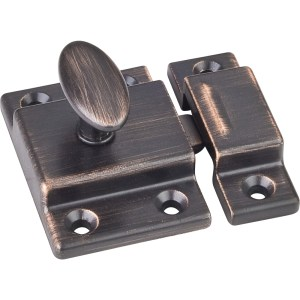 Brushed Oil Rubbed Bronze