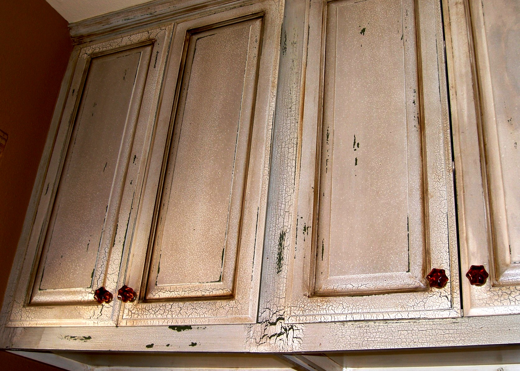 distressed wood kitchen cabinets slice rugs mats cabinet doors
