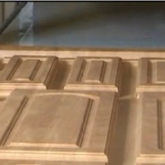 Mdf Kitchen Cabinet Doors Cupboard Installation How Pvc Vinyl Are Made Thermal Foil