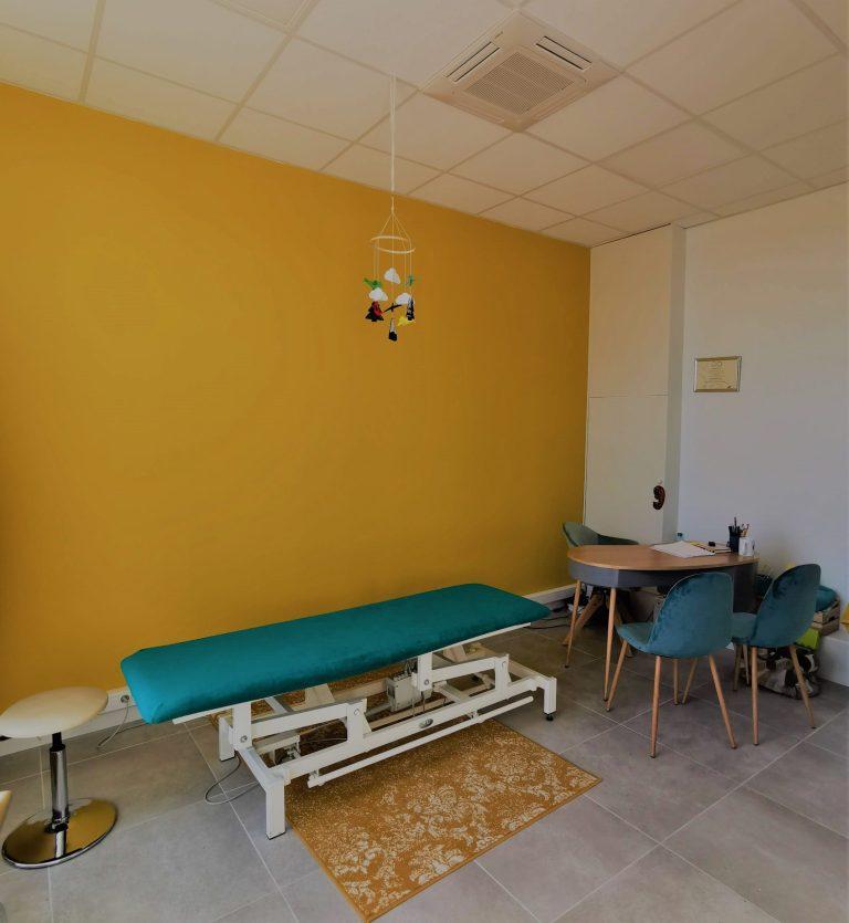 Salle Ostéopathie