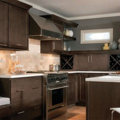 Kitchen Remodelers Hansgrohe Metro E High Arc Faucet Homecrest Cabinets - Cabinet Expressions