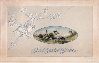Best Easter Wishes Postcard