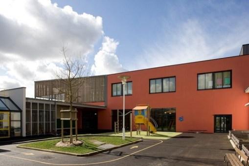 Groupe scolaire J. Moulin à Nantes