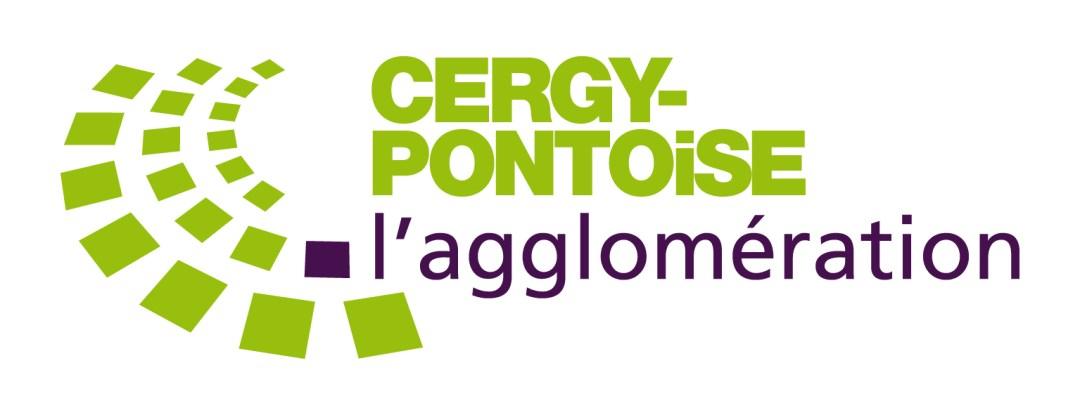 Logo CA de Cergy Pontoise