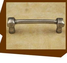 "Anne At Home   Hammerhein Cabinet Pull-4"" ctc"""