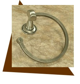 Anne at Home  Hammerhein Towel Ring