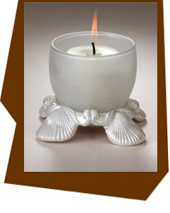 Anne at Home Oceanus Candle Votive
