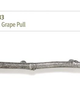 "Modern Objects Designer Hardware Sea Grape Cabinet Pull 9.5"""