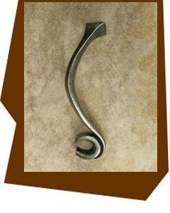 Anne at Home  Good Luck  Cabinet Handle/Left