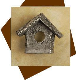 Birdhouse Cabinet Knob