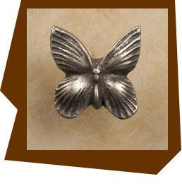 Anne At Home Butterfly Cabinet Knob