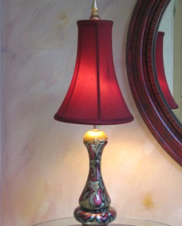 Susan Goldstick DecorativeTable Lamps -Beatrice