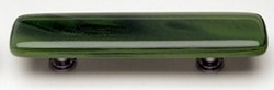 Sietto Glass Cabinet  Pull Cirrus  Green