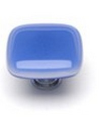 Sietto Glass Cabinet Knob Intrinsic Sky Blue