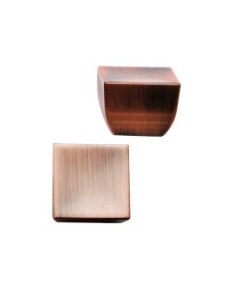 Buck Snort Lodge Decorative Hardware Square Cabinet Knob