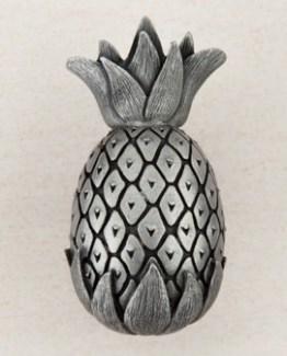 Acorn Manufacturing Pineapple Cabinet Knob Antique Pewter