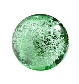 Charleston Knob Company Aqua Green Bubble Charleston Knob Company Bubble Glass Aqua Green Cabinet Knob Cabinet Knob