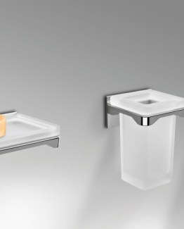 Colombo Design Bathroom Accessories Forever Collection Soap Dispenser Chrome