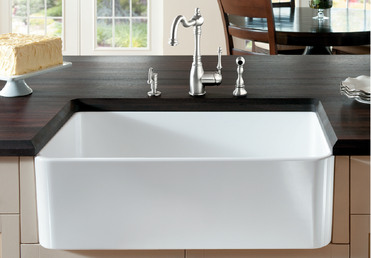 farmhouse apron kitchen sink