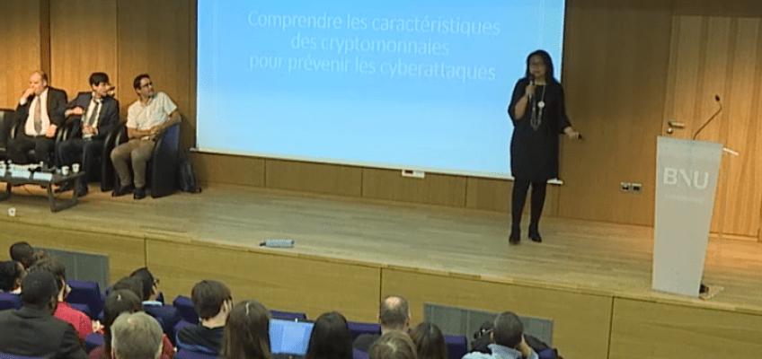 Vidéo: La prévention liée à l'utilisation abusive par les cybercriminels des cryptomonnaies