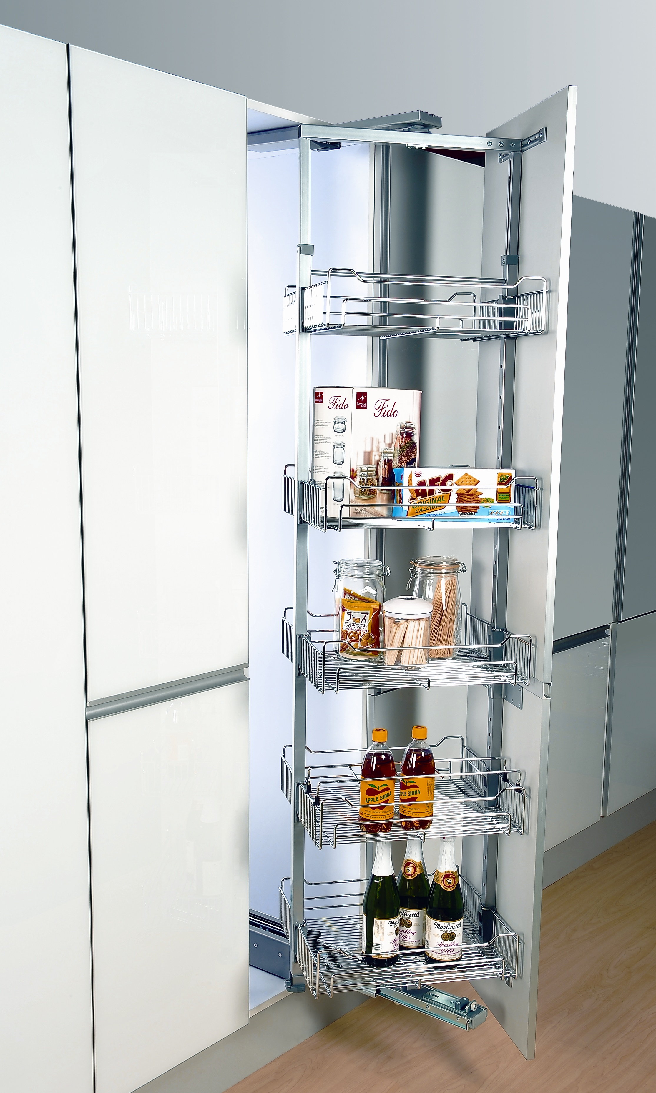 slide out organizers kitchen cabinets kitchens remodel tall pull pantry cabinet