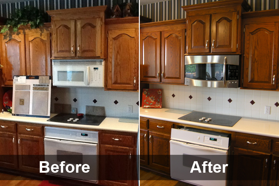 Benefits of Refacing Kitchen Cabinet