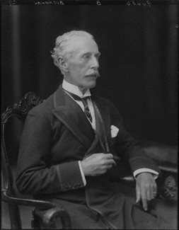 Sir George Buchanan, 1854-1924, was Britain's last ambassador to Imperial Russia
