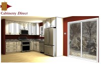 A whole house of cabinets for less than $7,800.00!