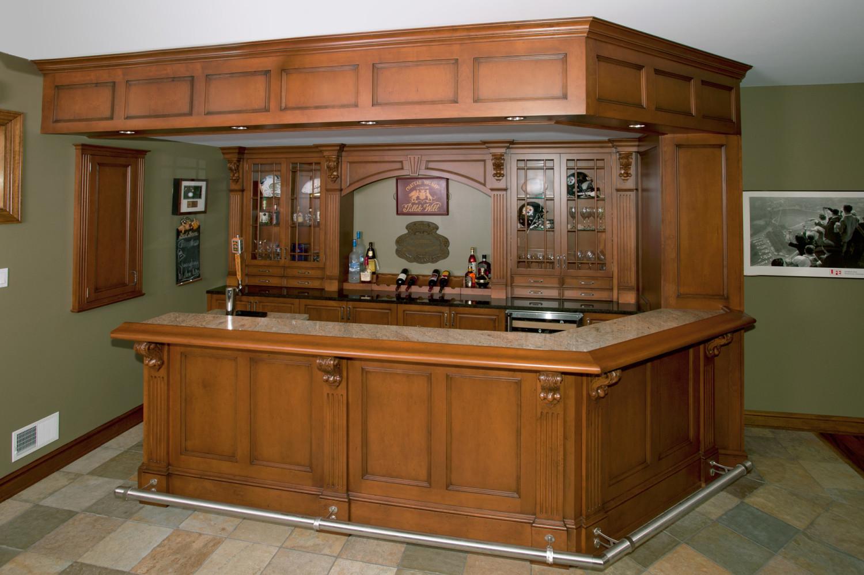 Custom Cabinetry By Ken Leech