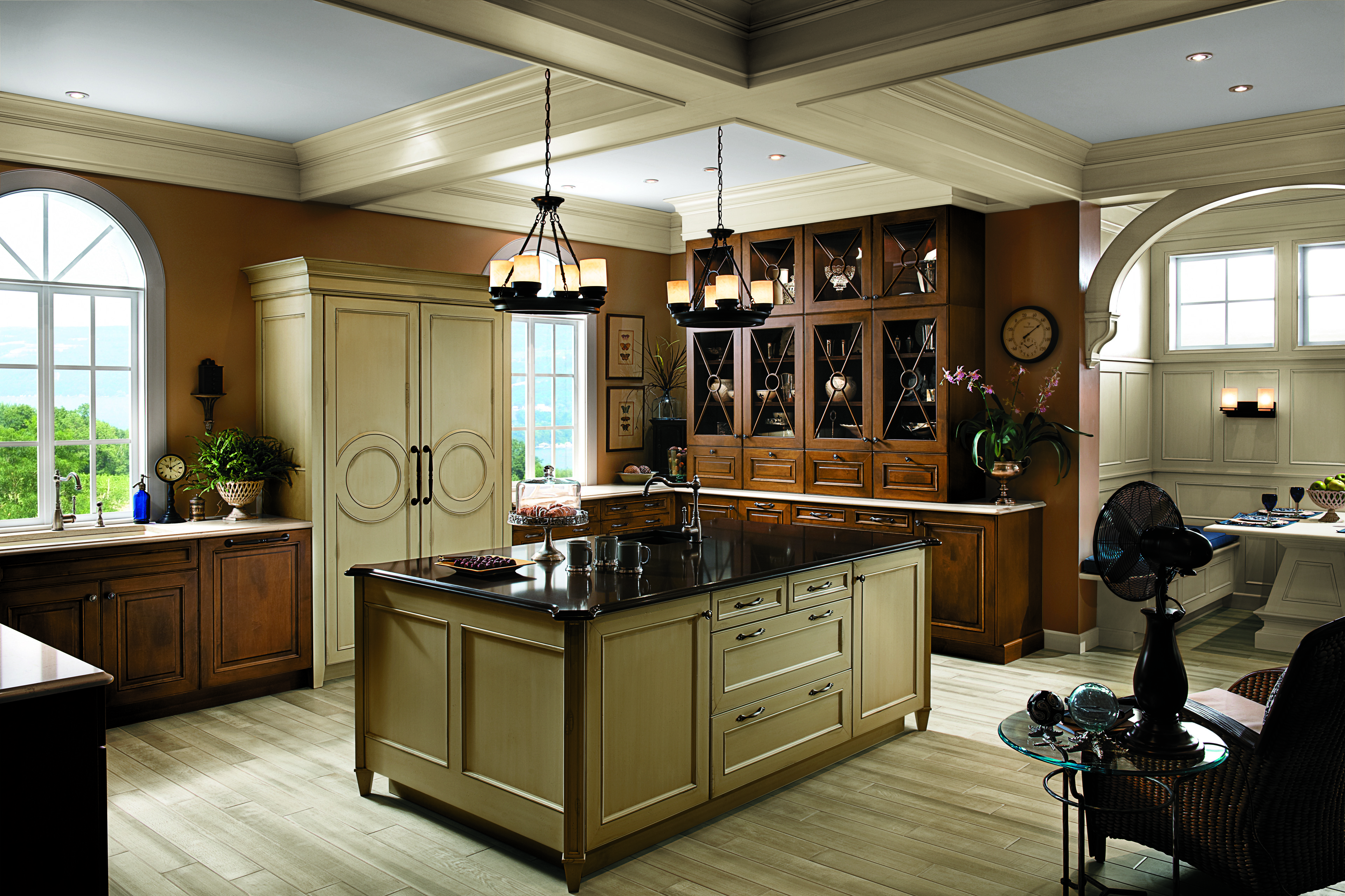 wood mode kitchen cabinets lights ideas custom cabinet designs and