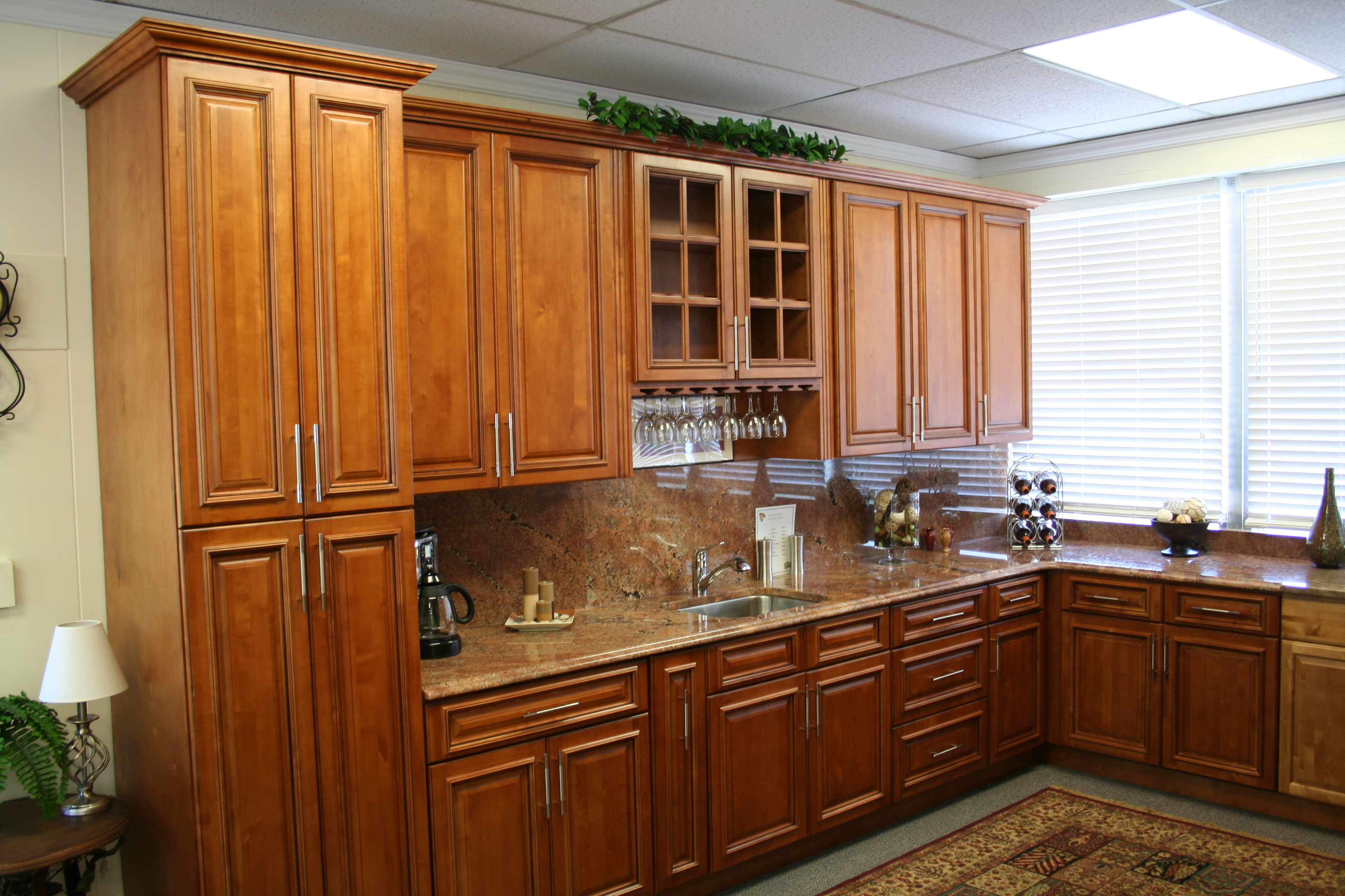 kitchen cabinets orlando country lighting and granite ideas for a new