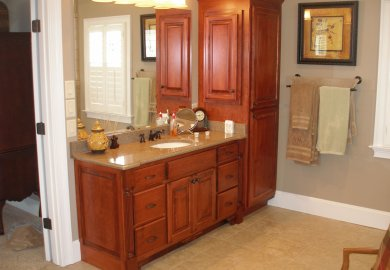 Clark S Cabinet Shop Inc Custom Cabinets 678 608