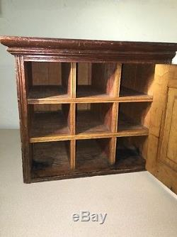 tall kitchen cabinets handles and pulls antique country cabinet mail sorter pigeonhole small ...