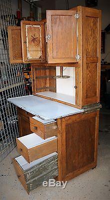 Antique Hoosier Cabinet Hoosier Manufacturing Co