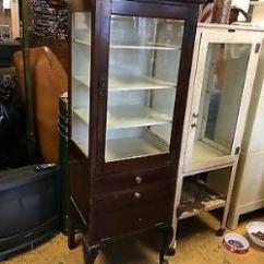 Vintage Kitchen Cabinets For Sale Laminate Tile Flooring Medical Cabinet Lot - Antique Dental Steel Metal ...
