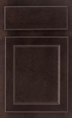 Salerno SLAB Birch Kitchen Cabinets Detroit  MI Cabinets