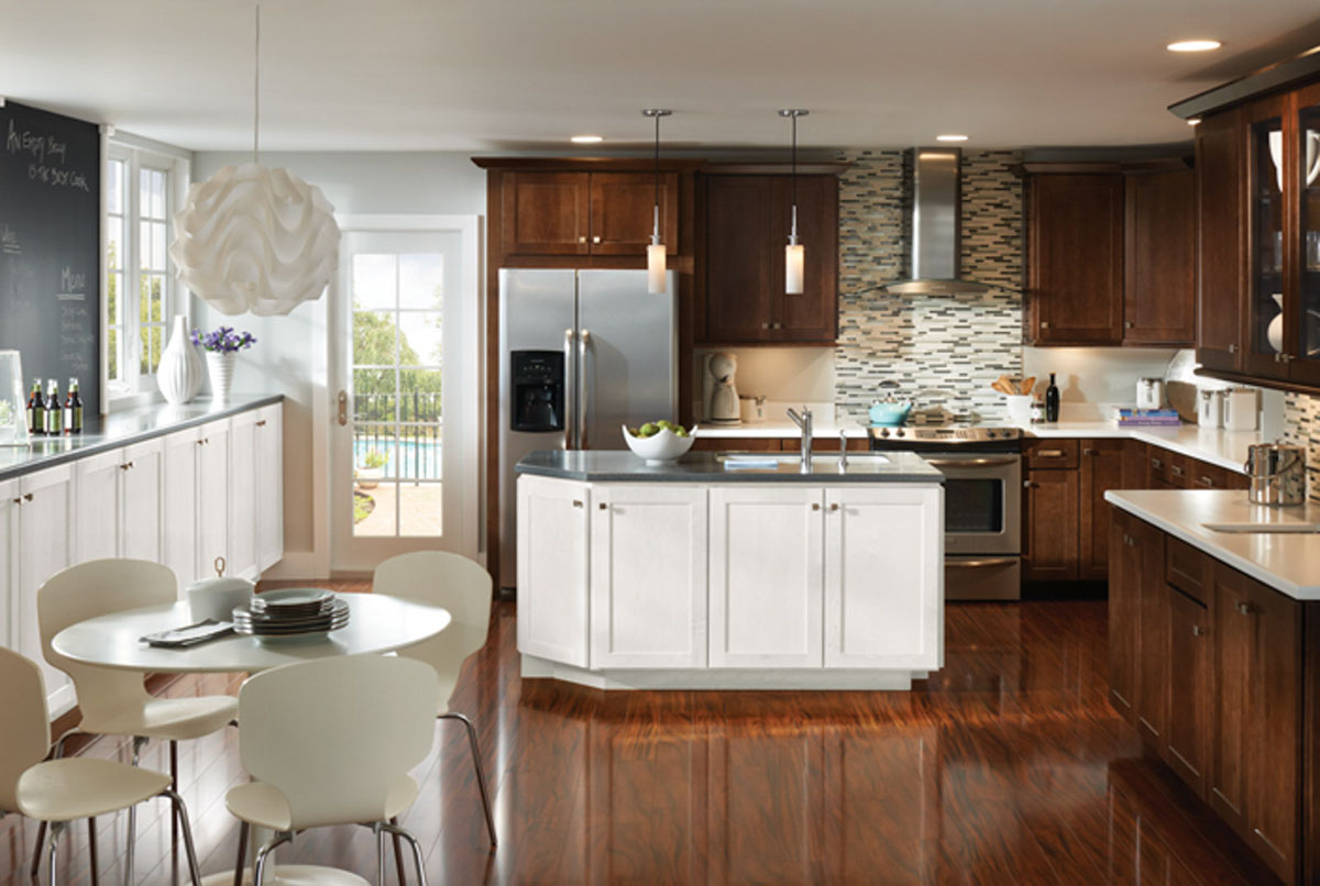 slab kitchen cabinets commercial floor mats trevino maple detroit mi