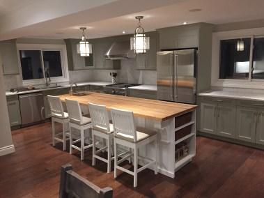 Impression Elegance Shaker Ashen Kitchen