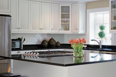 Signature Harbourview Painted White Kitchen