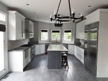 Milan Painted White Kitchen