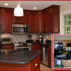 Refinishing Oak Kitchen Cabinets Home Depot Faucets Moen Cabinet Solutions