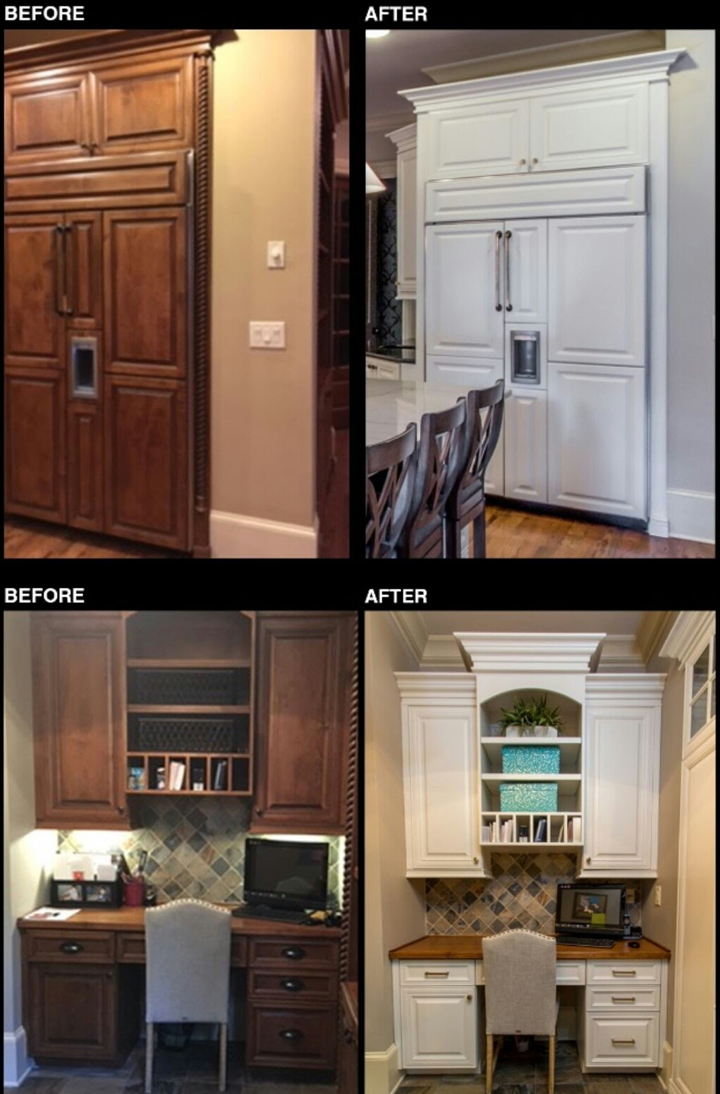 Cabinet Refinishing Company in denver  Cabinets
