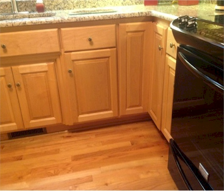 Stripping Cabinets