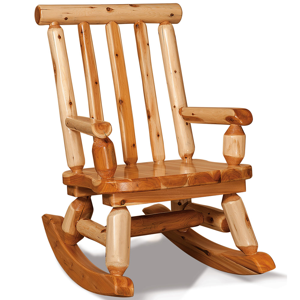 Amish Rocking Chair Elkhorn Amish Rocking Chair